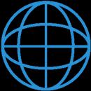 geo-data-blue
