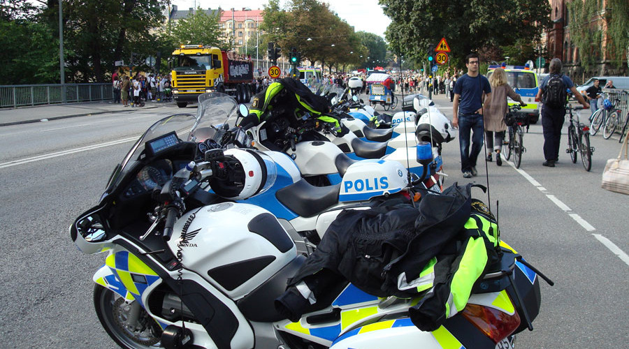 polismotorcyklarx900